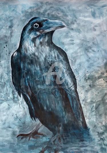 série des corbeaux
