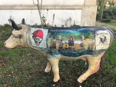 Cowparade 2017  : La Baule , Dinar , Deauville